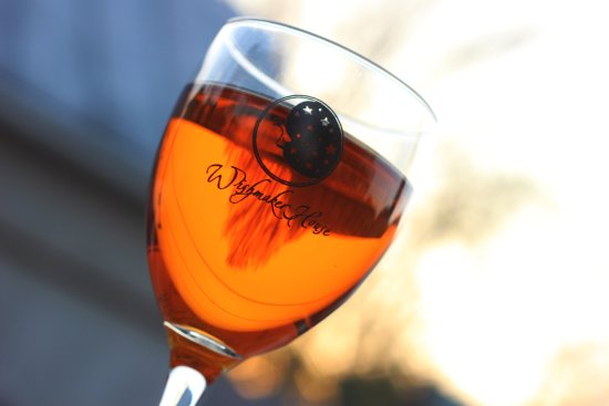 Bellville, OH: Our Rhubarb Wine