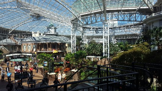 Gaylord Opryland Resort & Convention Center: 20160920_113739_large.jpg