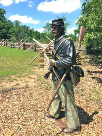 College Station, TX: Union Soldier