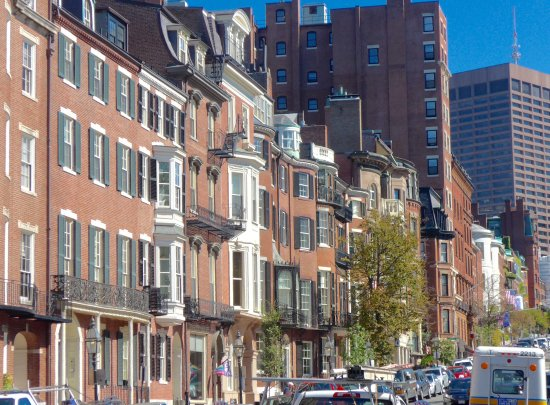 CityView Trolley Tours: Historical Beacon Hill