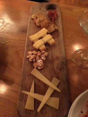 Caiola's : Delicious Cheese board