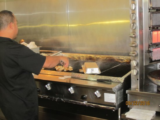 Thornhill, Kanada: The Big Grill