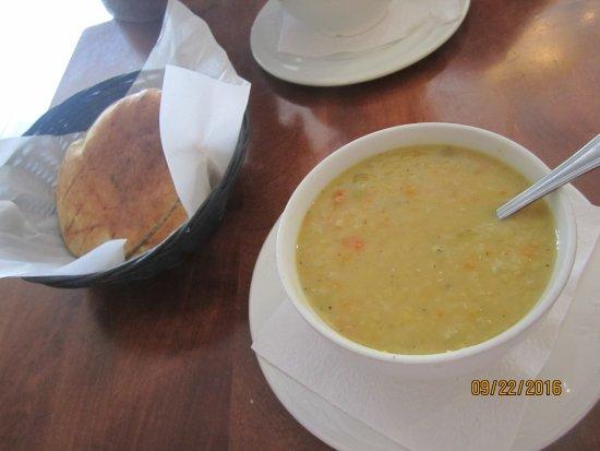 Thornhill, Canadá: Lentil Soup