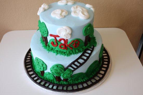 Athens, Техас: ChooChoo Cake