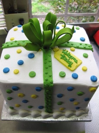 Athens, Техас: Gift cake