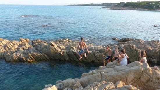 Spiaggia Sas Linnas Siccas