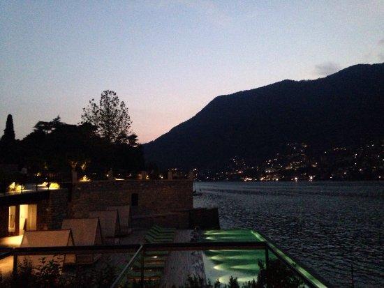 Torno, Italien: II Sereno Lago di Como