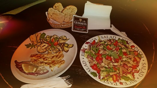 Venafro, Italia: Risto Pub Guinness pizzeria