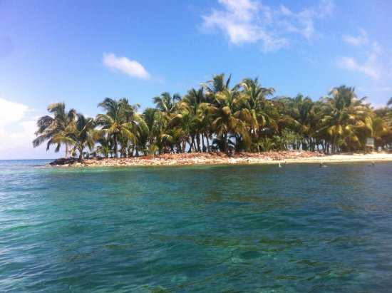 Placencia, Belize: Private Island
