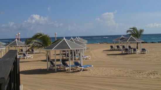 Marriott's St. Kitts Beach Club : Beach