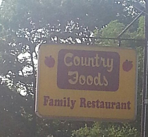 Corry, Pensilvania: Country Foods