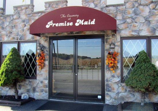 Breinigsville, PA: Premise Maid Ice Creamery
