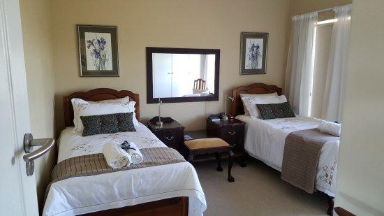 Great Brak River, Afrika Selatan: Twin room 4