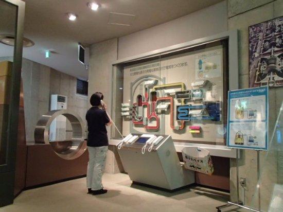 Satsumasendai, Japan: すべての展示には解説がついています