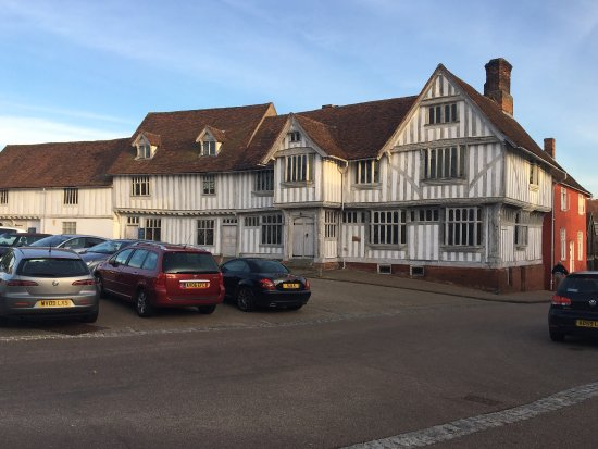 Восточная Англия, UK: Lavenham is such a lovely place to come and visit