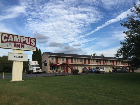 Campus Inn Photo