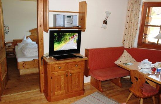 Sonnenhof Hotel + Appartements: Our fantastic apartment!