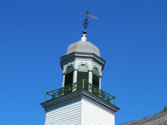 Palatine Bridge, Nova York: steeple