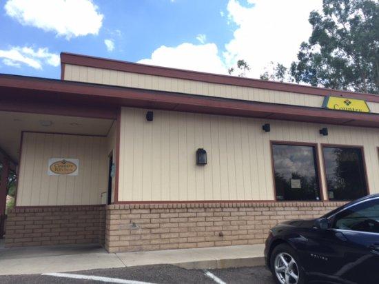 Wickenburg, AZ: Facade of the restaurant
