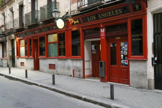 Resultado de imagen de restaurante los ángeles Madrid Tripadvisor