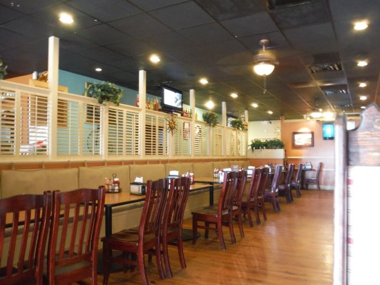 Beaufort, NC: Dining area