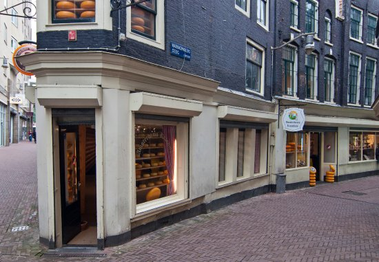 ‪Henri Willig Cheese Farm Store - Amsterdams Kaashuis‬