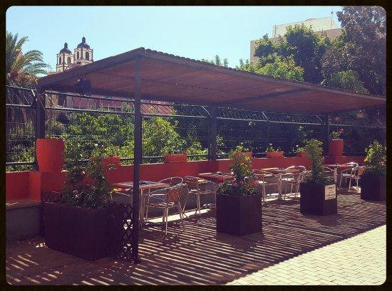 Ingenio, Spania: Terraza