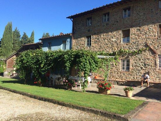 Capannori, إيطاليا: Adoro questo posto... ci tornerei ogni we per un po' di relax!