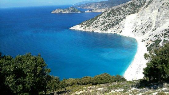 Myrtos Beach: Myrtos