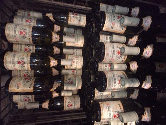 Le Gout des Autres - Wine Prestige Tour: Wine not to be missed!