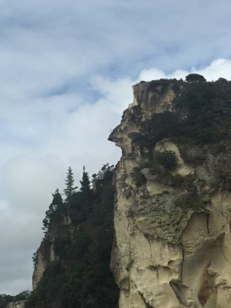 Whitianga, Neuseeland: Shakespeare's Cliff