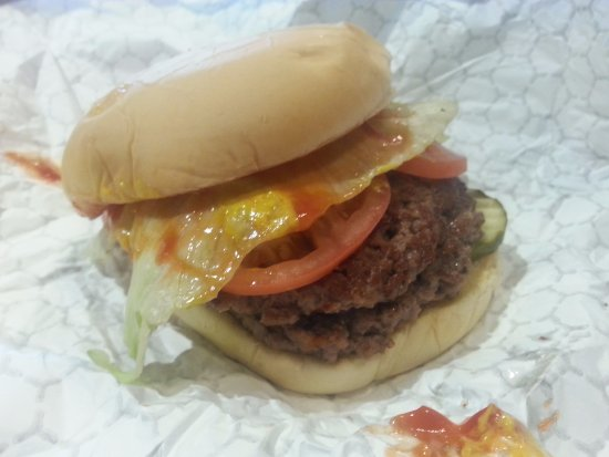 Bolingbrook, Илинойс: That Burger!