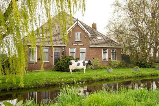 Alida Hoeve Cheese Farm & Wooden shoe factory