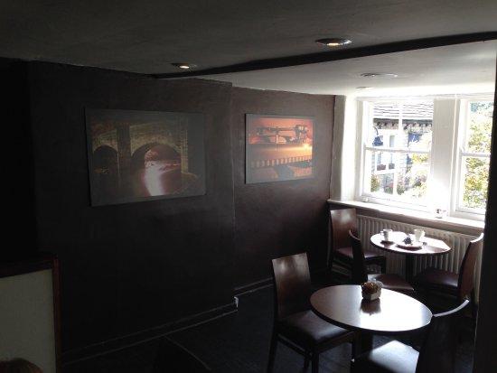 Hebden Bridge, UK: Lunch at Coffee Cali