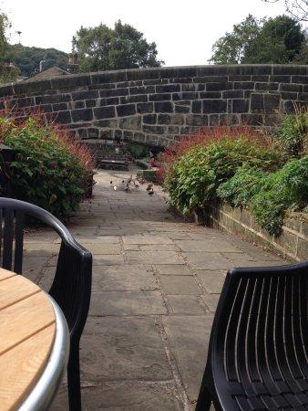 Хебден-Бридж, UK: Lunch at Coffee Cali