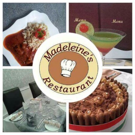 Kingsbridge, UK: Madeleine's Restaurant