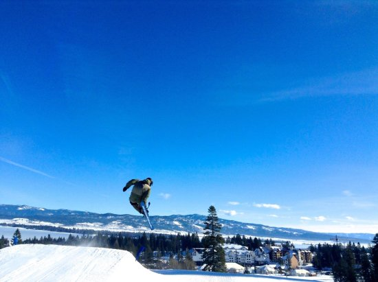 Donnelly, ID: terrain park