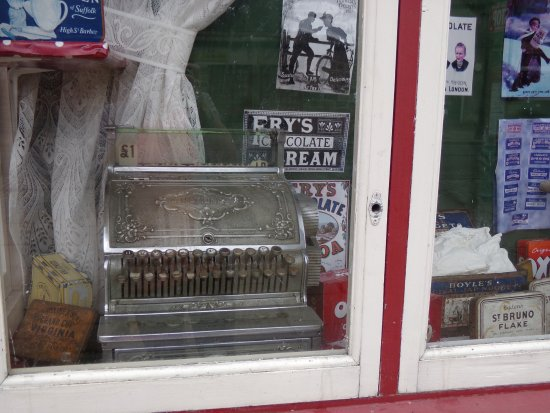 Matlock, UK: old fashioned sweet shop