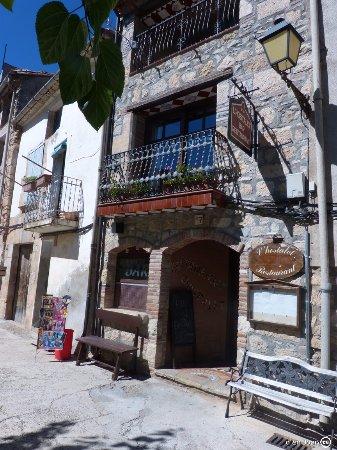Arbolí, España: Fachada