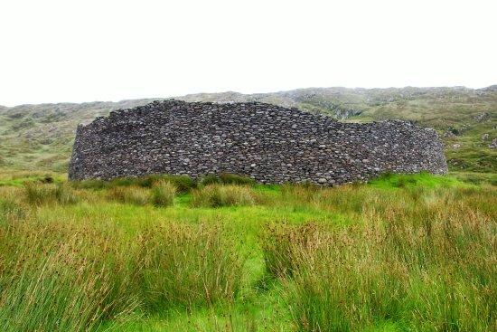 Sneem, Ιρλανδία: staigue fort
