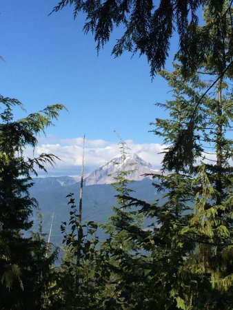 Squamish, Canadá: Awesome view point