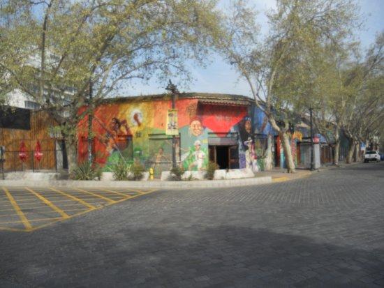 Santiago, Chile: Bohemio