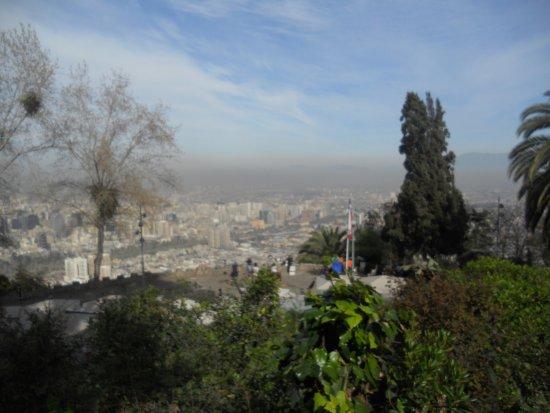 Santiago, Chile: Vista