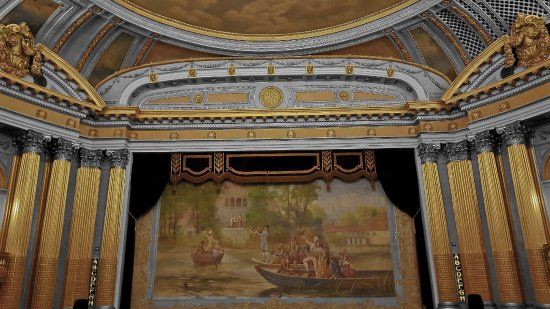 Al Ringling Theater Tours : Interior of the AL. Ringling Theatre