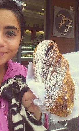 Gravina di Catania, Italien: Colazione dalla mitica Francalanza: The Best 👑! ! !