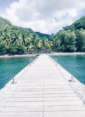 Les Anses d'Arlet, Martinica: Anse Noire