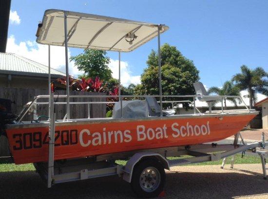 Cairns Boat School