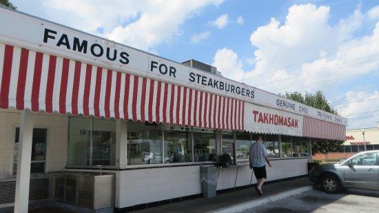 Take Home A Sack Picture Of Steak N Shake Springfield Tripadvisor