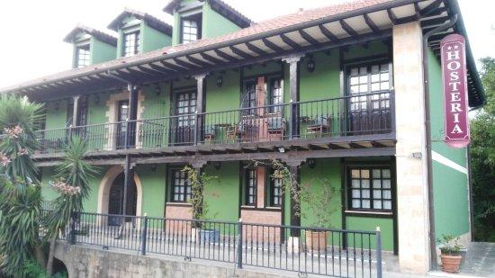 Camargo, Ισπανία: Fachada
