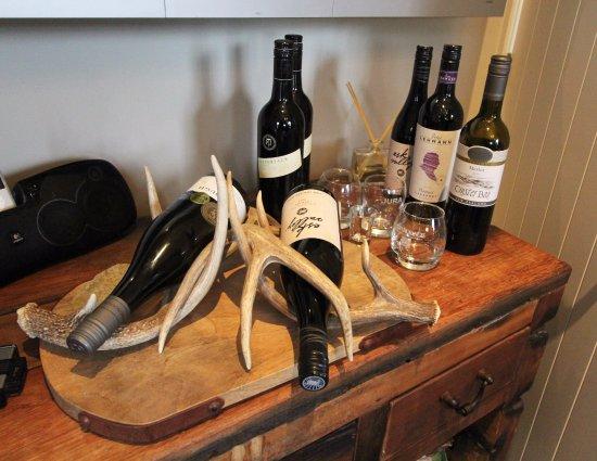 Windwhistle, Νέα Ζηλανδία: The Bar...